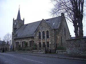 Cambusbarron - The Bruce Memorial Church in Cambusbarron