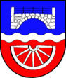 Coat of arms of Brügge (Holstein)