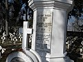 Bucuresti, Romania, Cimitirul Bellu Catolic (In memoria surorilor decedate din Institutul Sfanta Maria) B-IV-a-B-20118.JPG