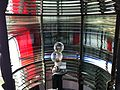 Bulb and standby light inside Fresnel lens.JPG