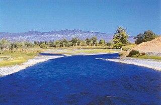 Ulungur River river