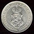 Bulgarian Coin 20 Stotinki 1912 Reverse.jpg