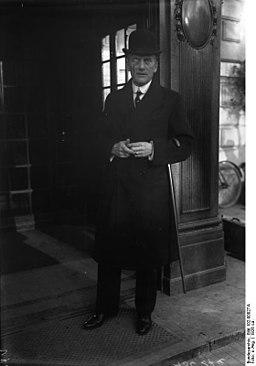 Bundesarchiv Bild 102-00027A, Sir Austen Chamberlain