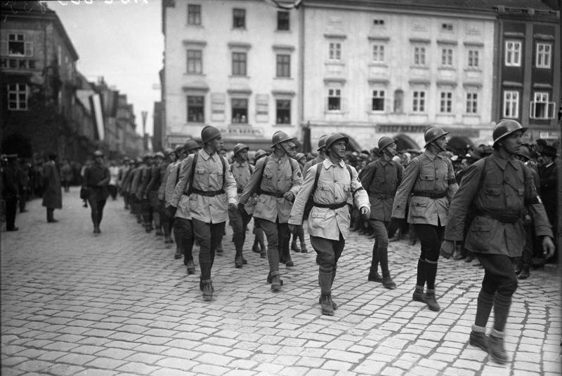 Bundesarchiv Bild 102-00839, %C3%96sterreich, Republikanischer Schutzbund