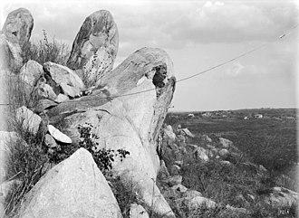 Tabora Region - Tabora landscape during the 1900s