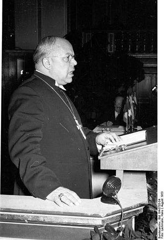 Lutheran World Federation - Image: Bundesarchiv Bild 194 0703 04, Kassel, 2. CVJM Europa Konferenz