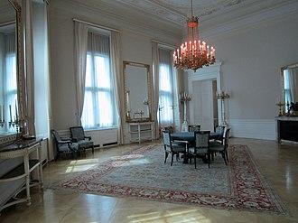 Federal Chancellery of Austria - Interior