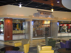 George P. Burdell - Burdell's, a store in Georgia Tech's student center