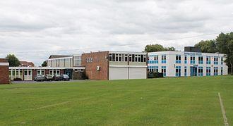 Burscough Priory Science College - Burscough Priory Science College.