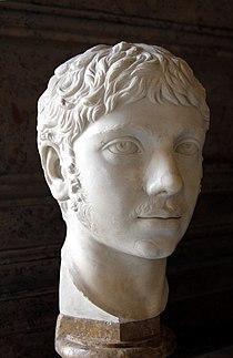 Bust of Elagabalus - Palazzo Nuovo - Musei Capitolini - Rome 2016 (2).jpg