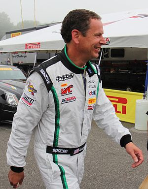 Butch Leitzinger - Leitzinger at Road America in 2014