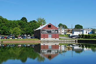 Williamsport, Maryland - Cushwa Basin and Visitor Center