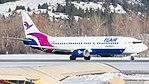 C-FLRS Flair Airlines Boeing 737-490 (24911999167).jpg
