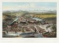CH-NB - Bern, Vogelschauansicht, von Westen - Collection Gugelmann - GS-GUGE-FICHOT-A-1.tif