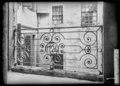 CH-NB - Genève, Maison, Grille, vue d'ensemble - Collection Max van Berchem - EAD-8693.tif