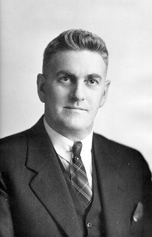 Charles H. P. Tupper - Tupper in 1937