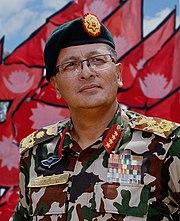 COAS General Purna Chandra Thapa (Nepali Army).jpg