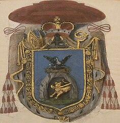 http://upload.wikimedia.org/wikipedia/commons/thumb/a/a8/COA_cardinal_HU_Batthyany_Jozsef2.jpg/236px-COA_cardinal_HU_Batthyany_Jozsef2.jpg