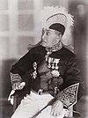 Collectie Tropenmuseum De Sultan van Pontianak Sjarif Mohamad Ibnoel Marhoem Soelthan Sjarif Joesoef TMnr 10001608.jpg