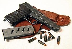 CZ 52 - CZ 52 pistol