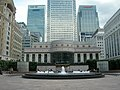 Cabot Square, Canary Wharf - geograph.org.uk - 440768.jpg