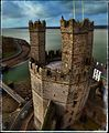 Caernarfon castle Tower.jpg