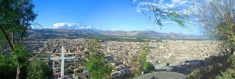 Cajamarca noord peru