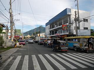 Calauan Municipality in Calabarzon, Philippines