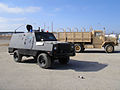 Call of Duty XP 2011 - military vehicles (6113481821).jpg