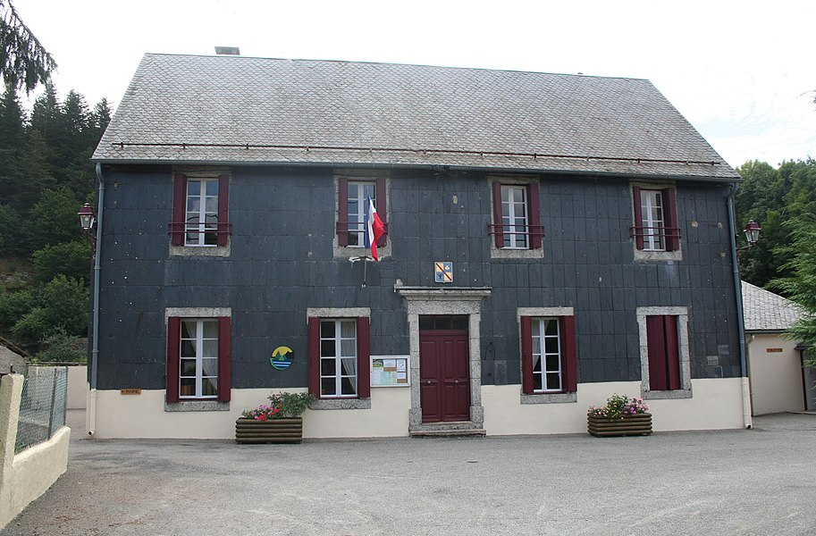 Cambon-et-Salvergues (Hérault) - mairie.
