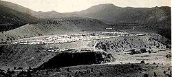 Camp in Waziristan 1938