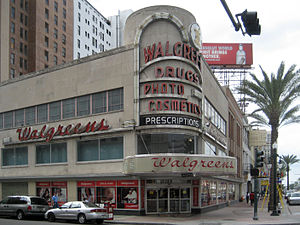 New Orleans: Canal Street, Central Business Di...