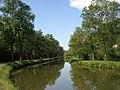 Canal des Vosges, south of the Thunimont swing bridge, département des Vosges, France - panoramio.jpg