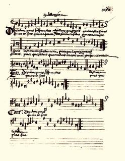 Cancionero de Palacio Spanish manuscript of Renaissance music