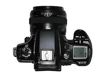 Canon EOS 30 - Image: Canon EOS 30 img 1614