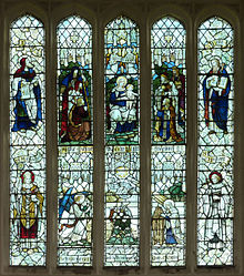 Canons ashby priory wikipedia for Ashby windows