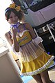 Capcom promotional model at Tokyo Game Show 20100918 2.jpg