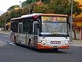 Capital Bus 323-FS with ROC flag 20110101.jpg