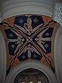 Capuchin church of Our Lady of Lourdes, ceiling, Rijeka073.jpg