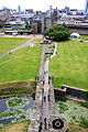 Cardiff Castle from Keep 02.jpg