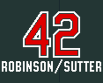 Bruce Sutter - Image: Cards Retired 42