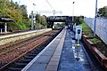 Carfin railway station, Shotts line, North Lanarkshire. View east.jpg