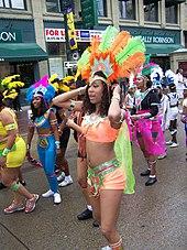 List of Caribbean carnivals around the world - Wikipedia