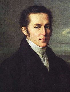 Carl Gustav Carus German philosopher, physician, painter