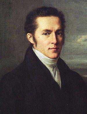 Carl Gustav Carus - Carl Gustav Carus by Johann Carl Rössler