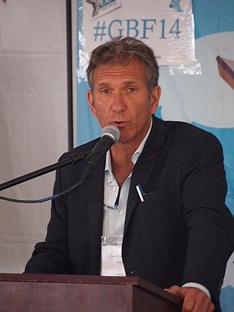Carl Hoffman - Hoffman, 2014