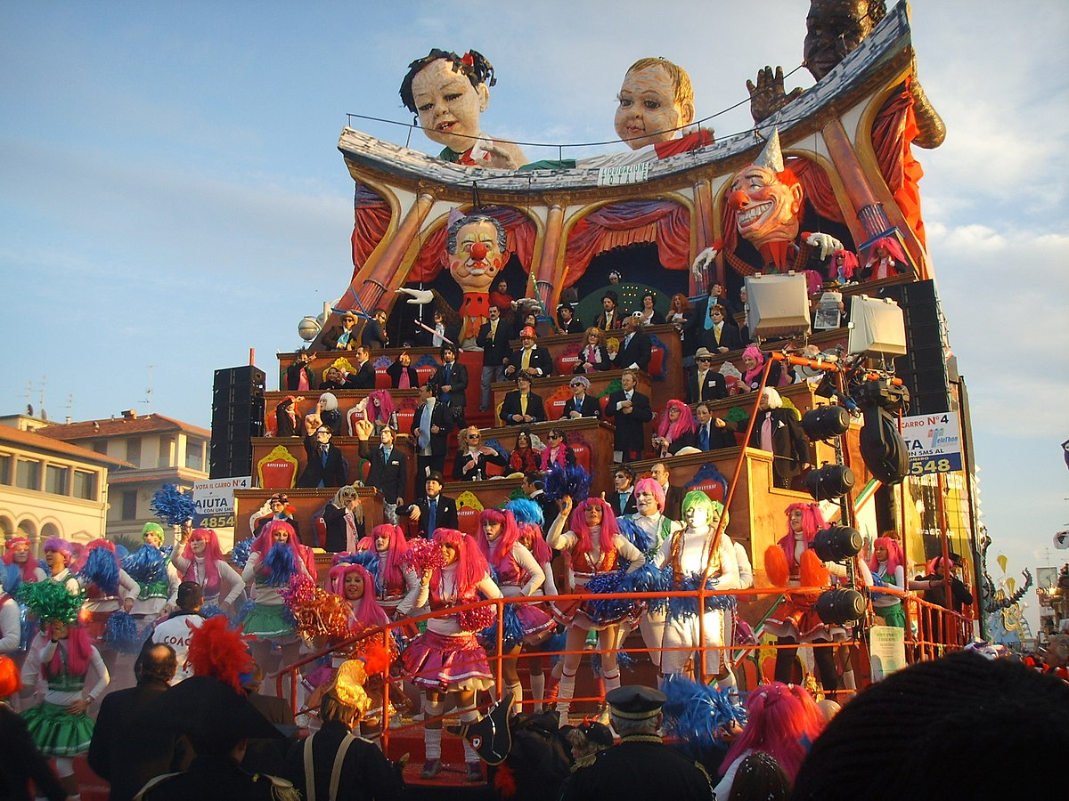 Carnevale wikizionario for Idee per carri di carnevale semplici