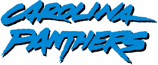 Carolina Panthers wordmark (1996 - 2011)