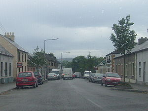 Carrigans, County Donegal - Carrigans village