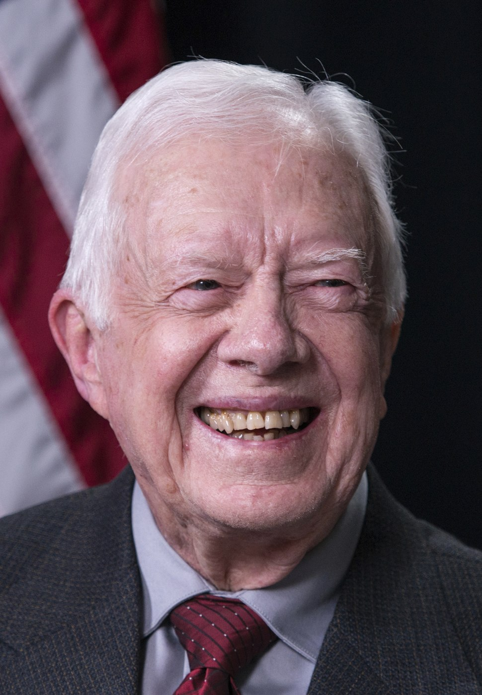 Jimmy Carter (age 93)since 1981